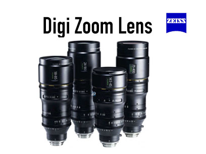 Zeiss DigiZoom Lens